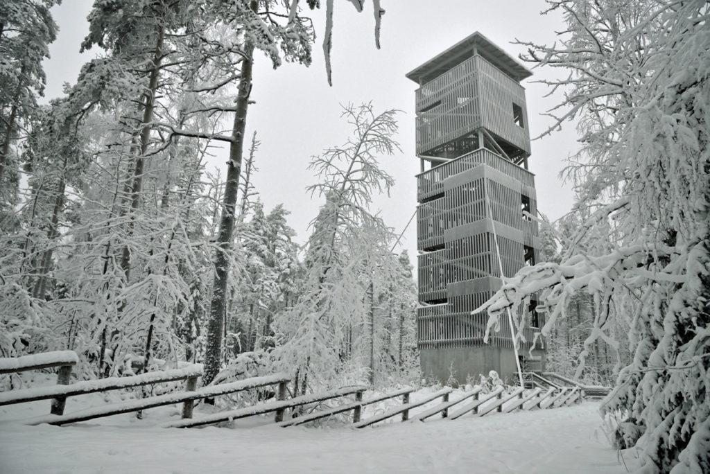Lauhanvuoren näkötorni