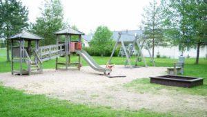Tiililäntien leikkipuisto.