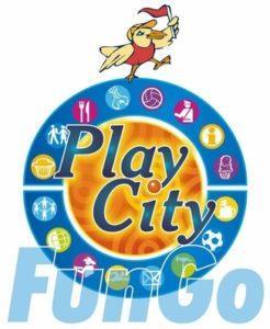 Playcity Fungon logo.