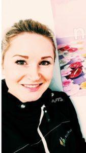 Karoliina Saukko, koulunuoriso-ohjaaja.