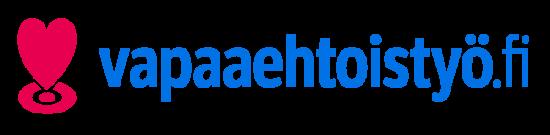 Vapaaehtoistyö.fi logo.