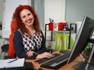Agnes Szeman, Immigration Coordinator at Suupohja region.
