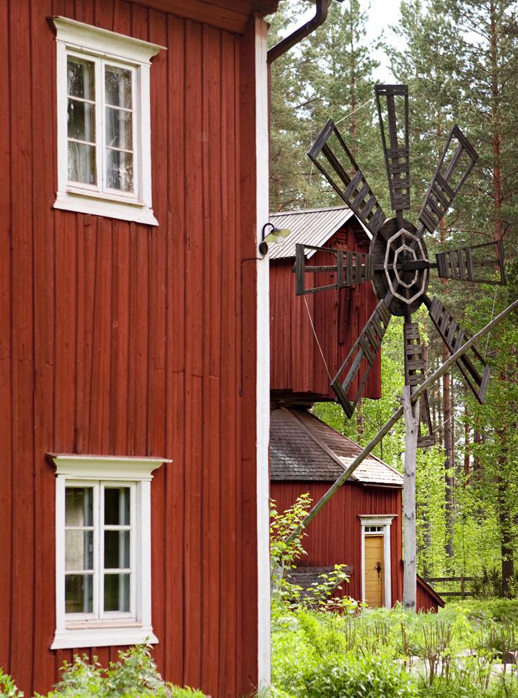 Kauhajoen kotiseutumuseo.